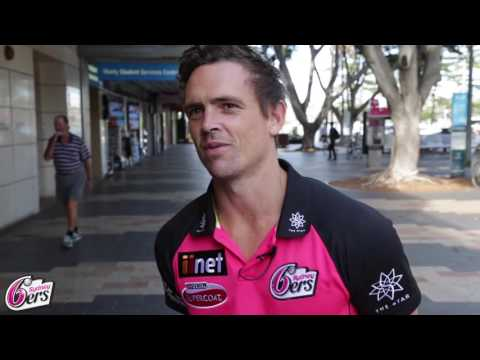 Get to know the BBL squad: Steve O'Keefe