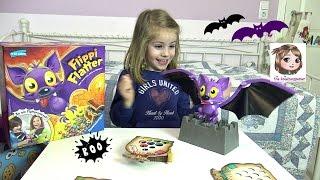 FLIPPI FLATTER - Wer füttert mutig die Fledermaus? - 3D Aktionsspiel   Ravensburger