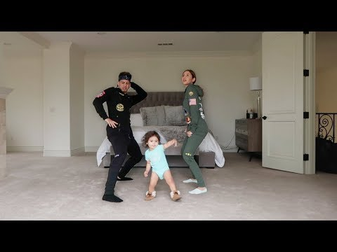 Download Youtube: HILARIOUS DANCE CLASS WITH 1 YEAR OLD BABY!!!