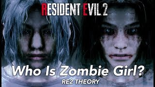 Video Resident Evil 2 Remake Zombie Girl | Who Is She? | RE2 Remake Theory download MP3, 3GP, MP4, WEBM, AVI, FLV September 2018