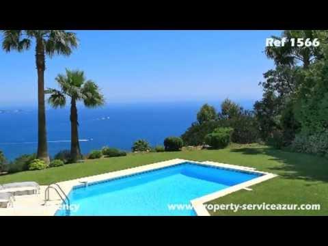 Luxury villa for sale in Super Cannes Cote d'Azur