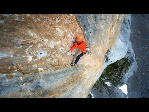 ORBAYU [full movie] a climbing Odyssey with Nina Caprez and Cédric Lachat