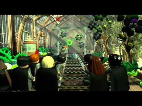 LEGO Harry Potter Years 1-4 Walkthrough Part 6 - Year 1 - Lumos Solem  