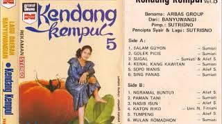 Lagu Daerah Banyuwangian Kendang Kempul Vol.5  (original Full)