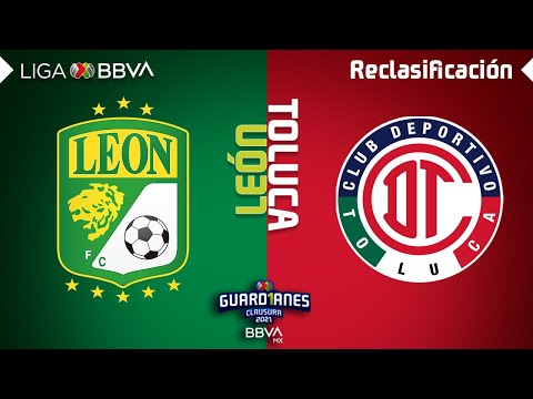Club Leon Toluca Goals And Highlights