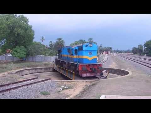 Manual Locomotive Turntable