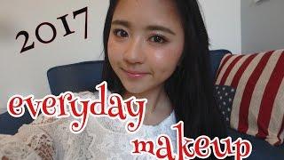 最近の毎日メイク♡2017 春♡everyday makeup♡