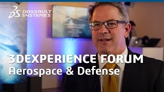 aerospace defense industry in 2016 3dexperience forum 2015 dassault systmes