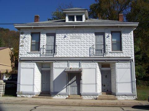 Past  &  Present  Businesses  of  Addyston,  Ohio