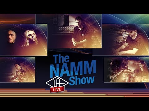 LUNA Livestream Launch - UA Live @ NAMM Day 1