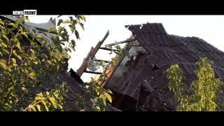 Чудовищные разрушения на Донбассе. Война несет смерть.