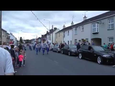 BROOKEBOROUGH FB AND DISTRICT ANNUAL PARADE 9TH JULY 2017 PART3
