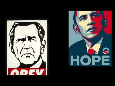 "Obey Propaganda ""the Message"""