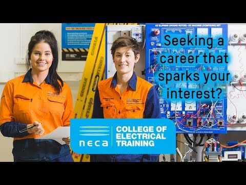 CET Apprenticeships 'Spark Your Interest'   College Of Electrical Training   15secs