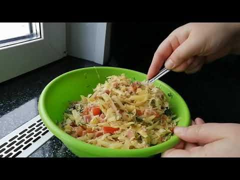 ВСЕ СМЕШАЛА и на сковороду! ✅ Quick Lunch ✅ ОЧЕНЬ ВКУСНЫЙ обед / ужин для семьи)