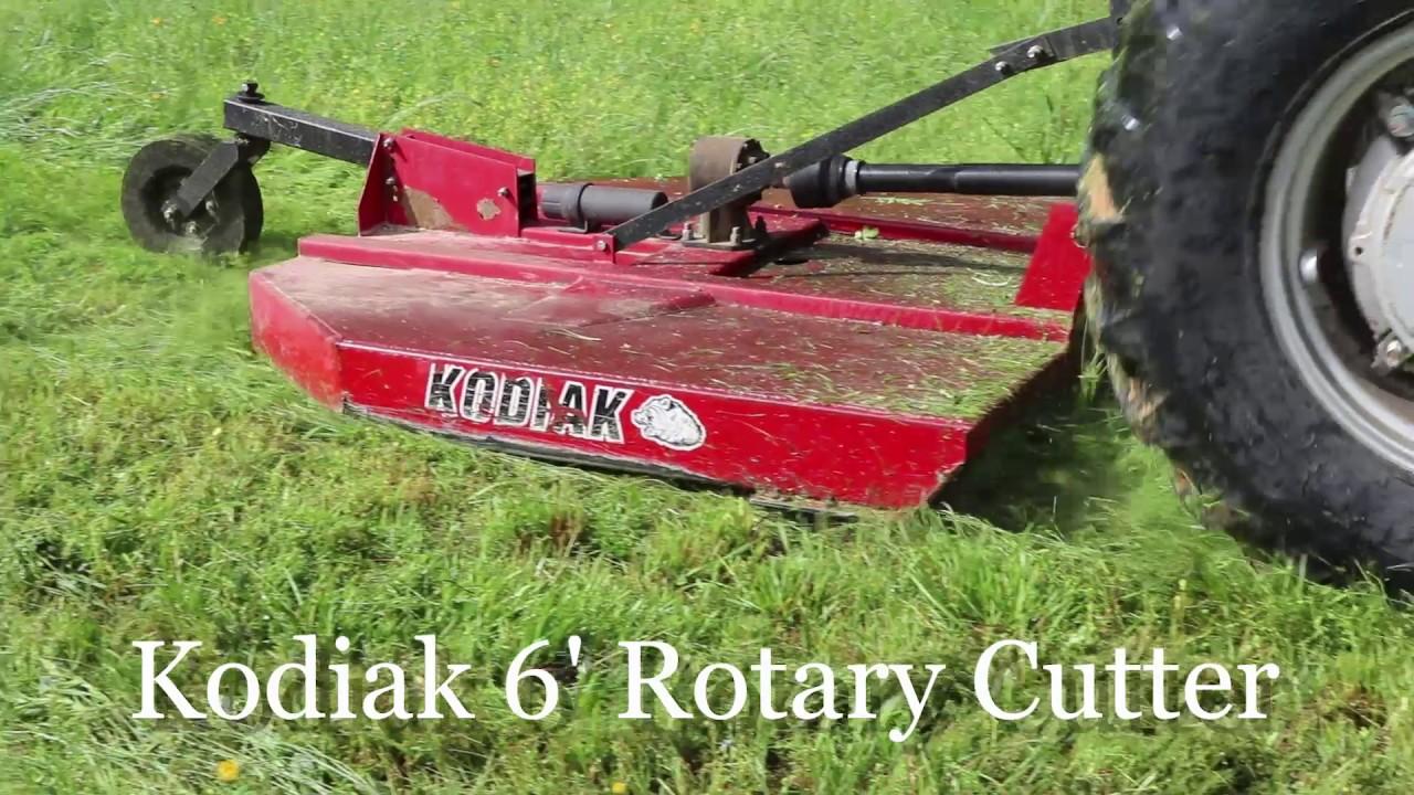 Kodiak 6' Rotary Cutter