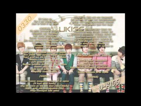 유키스 (U-Kiss) - 0330 Instrumental [DL + Lyrics]