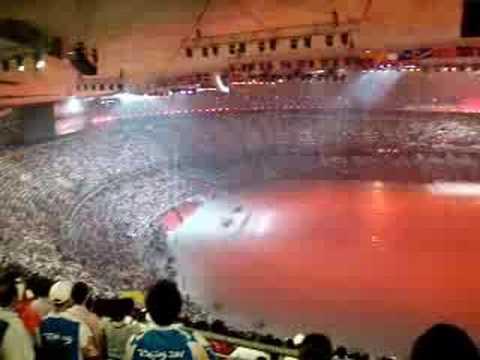 Beijing Olympic 2008 Opening - National Anthem