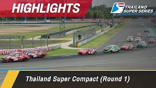 Highlights Thailand Super Compact (Round 1) : Chang International Circuit, Thailand