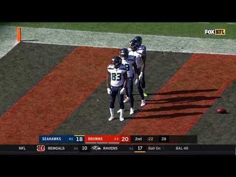 Adam Rivers - Seahawks do epic Bye Bye Bye touchdown celebration