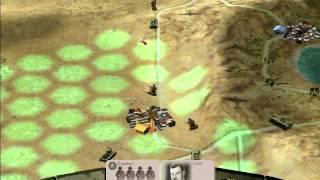 Panzer General 3D Assault - Montgomery s3 - Doom Forts.