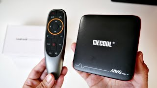 2018 (Amazing) Mecool M8S PRO W - Android TV OS - Voice Control - Under $50