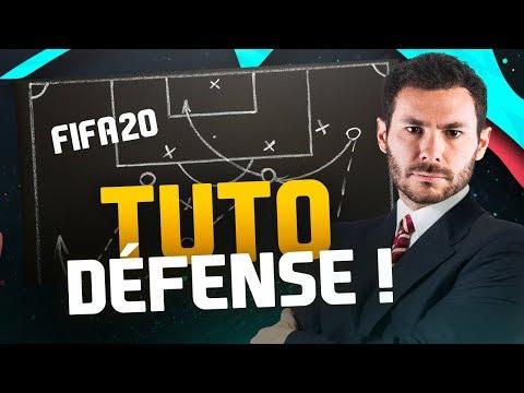 FIFA 20 - TUTO DÉFENSE !