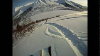 Deep Powder Skiing Alaska Thumbnail