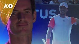 Battle thoughts: Murray v M. Zverev (4R) | Australian Open 2017