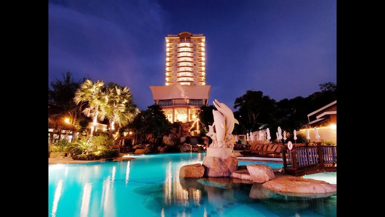 Thailand Pattaya Long Beach Garden Hotel Spa 4