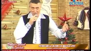 NELU BIŢÎNĂ - LIVE Muzica populara si de petrecere noua 2015 HIT