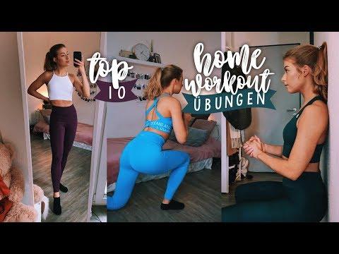 Übungen zum Abnehmen Susana Yabar