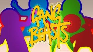 Nie będzie zaliczenia! Gang Beasts z Ekipą! #7 (w: Mati, KriiZu, Kamien)