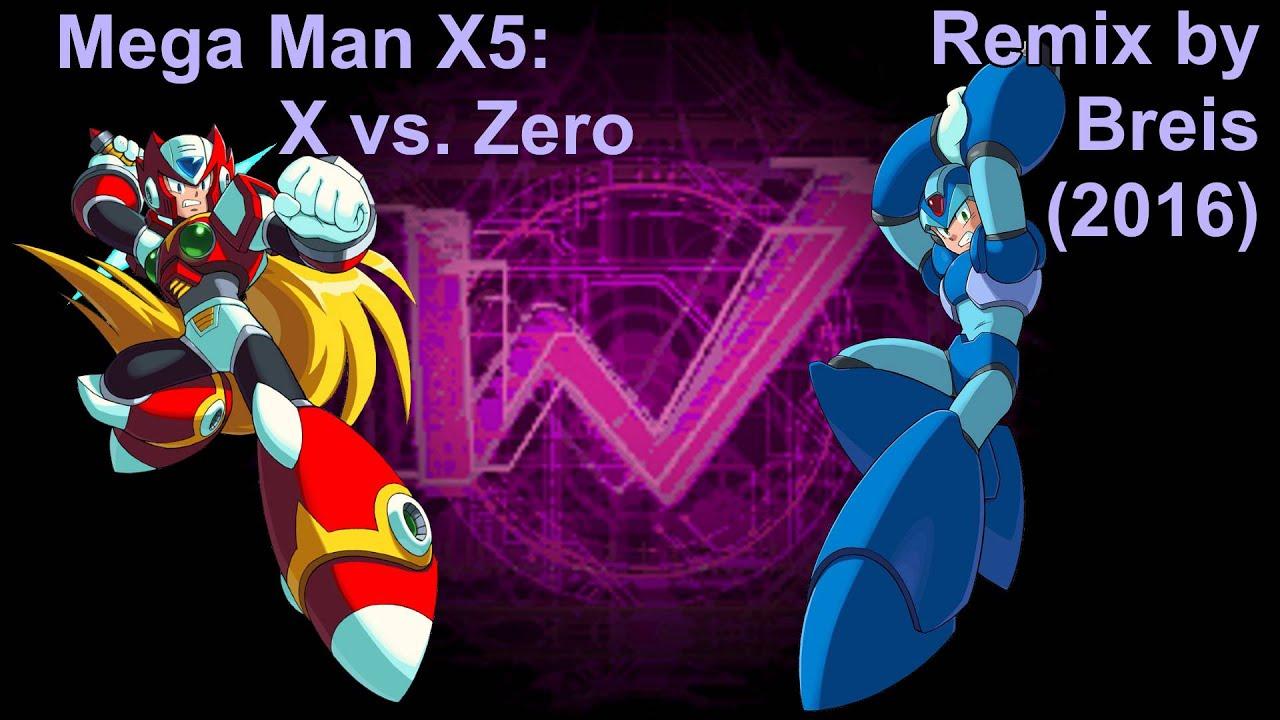 Breis - Mega Man X5: X vs. Zero (2016) - YouTube