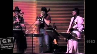 GUTTORMSEN EKHOLT STORBAND  Blues-stop (P.K.Ekholt)