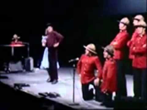 Monty Python- The Lumberjack Song - Eric Idle