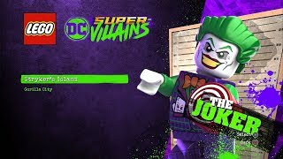 LEGO DC SUPER VILLAINS GAMEPLAY | EgoWhity