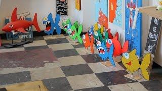 #180sec Paris: Kunst braucht Raum! Zu Gast im Squat 59 Rivoli