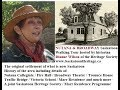 Saskatoon Walking Tour History Nutana Broadway Pioneer historian Dianne Wilson Heritage Society 2019