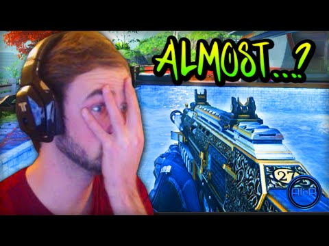 """ALMOST...?"" - Call of Duty: Advanced Warfare - Multiplayer Gameplay LIVE w/ Ali-A!"