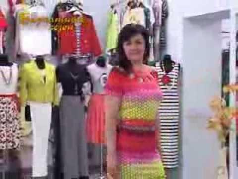 «Бархатный сезон» магазин белорусской женской одежды в Николаеве