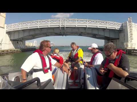 Part 1 of 4 - Powerboating In Paradise TV 2013 - Episode 1 - Key West Poker Run 2012