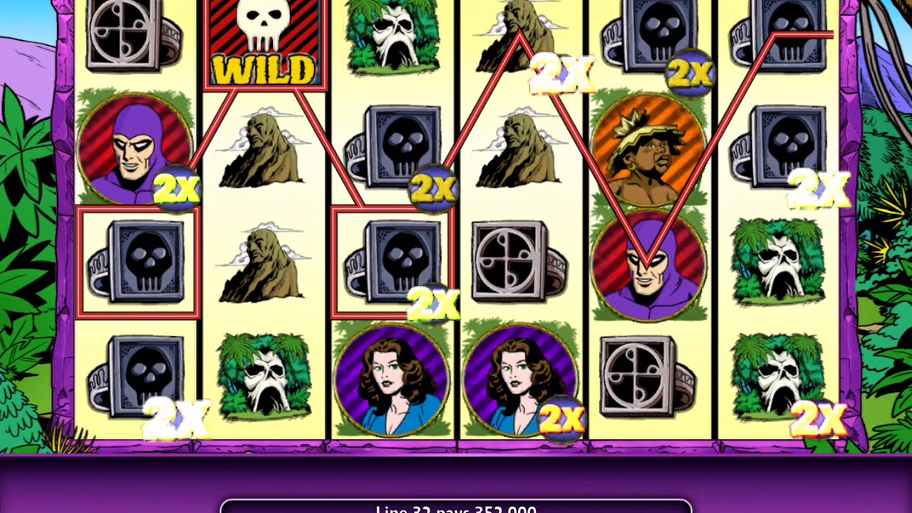 Phantom Casino Games