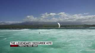 The new CORE Riot XR3 - The Crossride Kite