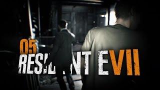 Zagrajmy w: Resident Evil 7 #5 - Trzymaj się z dala (Gameplay PL / Let