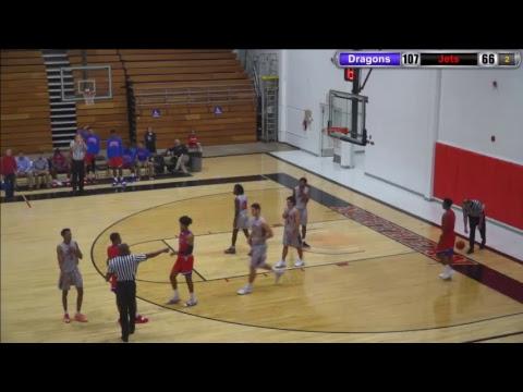 Blue Dragon Men's Basketball at NOC-Enid