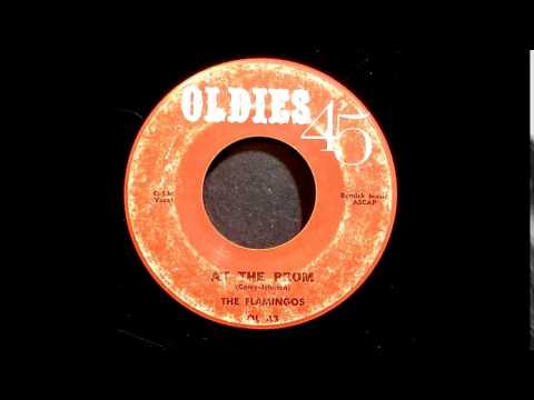The Flamingos - I Only Have Eyes for You /  At the Prom 1959 Oldies 45 # OL 43