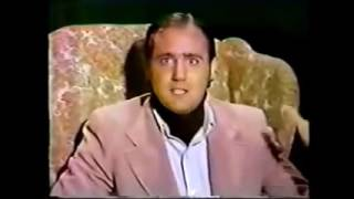Andy Kaufman Tv Special ending