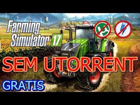 COMO BAIXAR E INSTALAR FARMING SIMULATOR 2017 - (SEM UTORRENT) - (SEM DAEMON TOOLS)