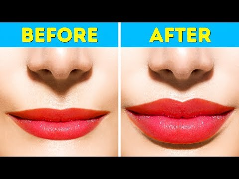 THE POWER OF MAKEUP || 30 MAKEUP HACKS THAT WORK MAGIC